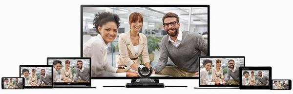 Video at any device videokonferenz