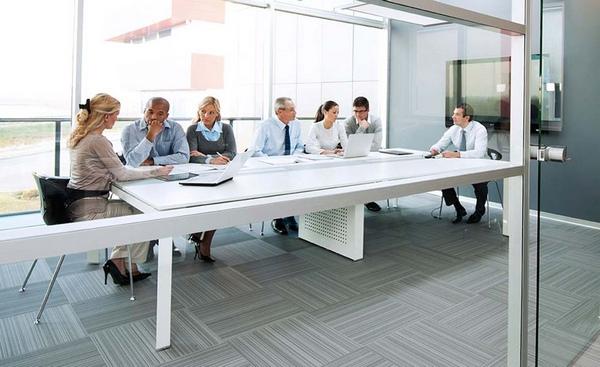grosser Konferenzraum LifeSize Videokonferenz System